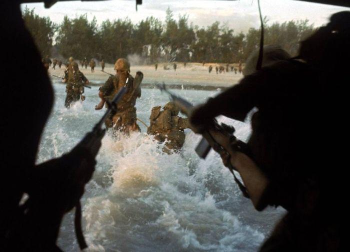 Photos OF Vietnam War In Color (42 pics)