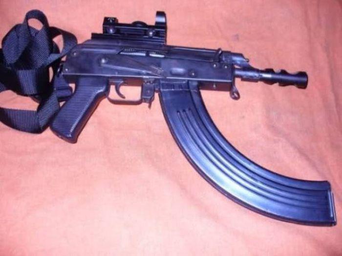 Very Rare Guns (49 pics)