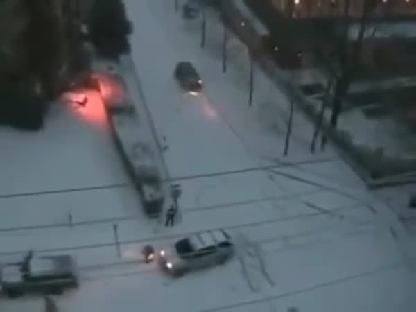How Not To Drive In Snow