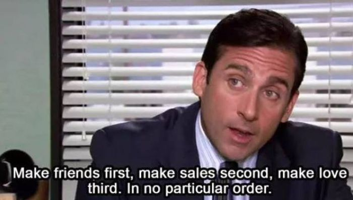 Funny Michael Scott Dating Moments And Advice From The Office  (20 pics)