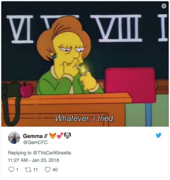 Simpsons Screenshots Turn Out To Describe People's Lives Very Well (40 pics)