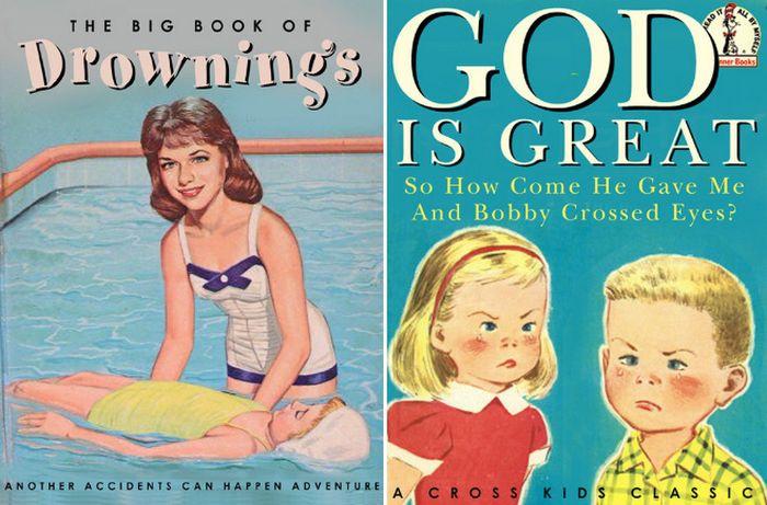 Parodies of Classic Children's Books (14 pics)