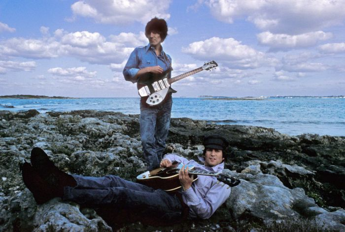 Rare Photos The Beatles (26 pics)