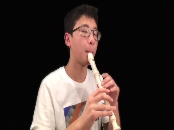George Michael Careless Whisper Cover by Recorder