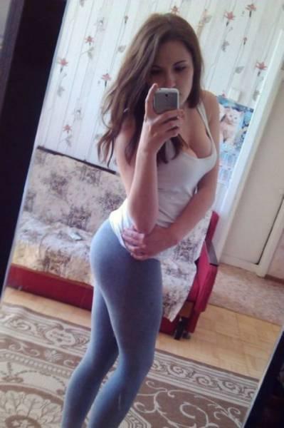 Hot Girls In Yoga Pants 46 Pics-9696