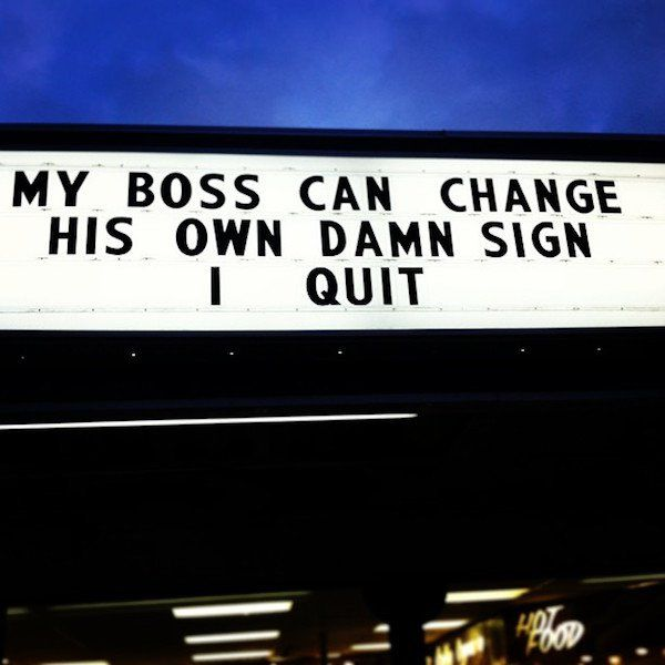 How To Quit Your Job Right (23 pics)
