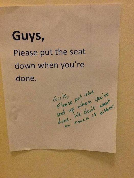 Toilet Humor (26 pics)