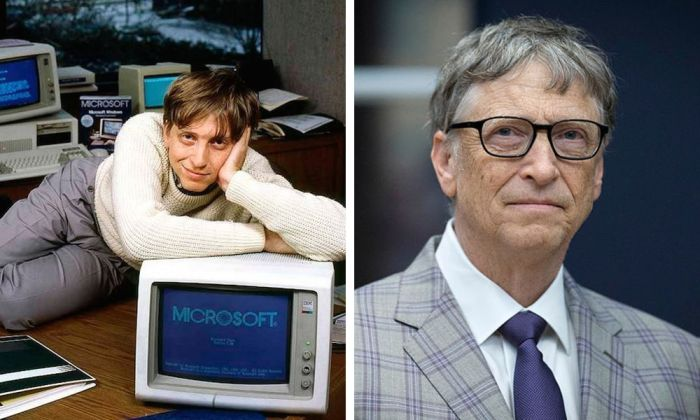 Rich People At The Beginning (10 pics)
