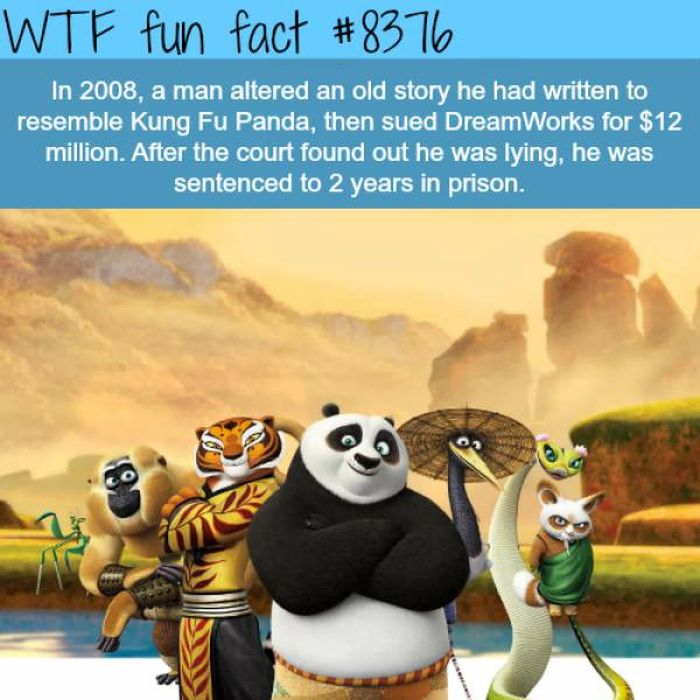 Interesting Facts (34 pics)