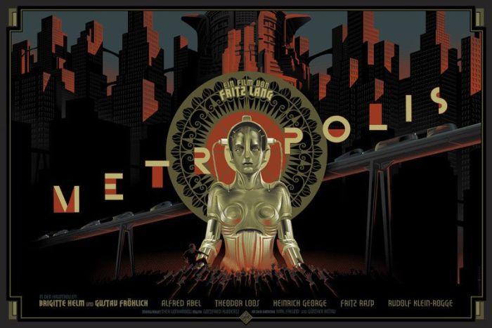 The Retro Futuristic Movie Posters of Laurent Durieux (15 pics)