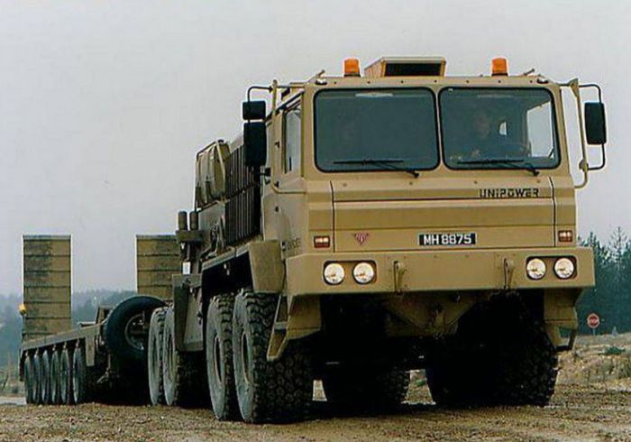 Large Vehicles (16 pics)