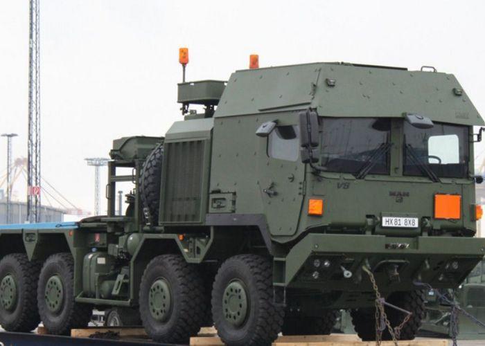 Large Vehicles (16 pics)