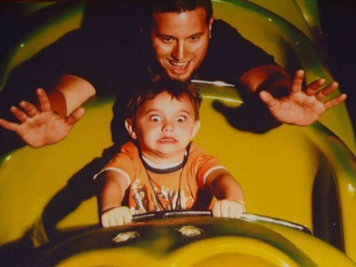 Rollercoaster Fun (40 pics)