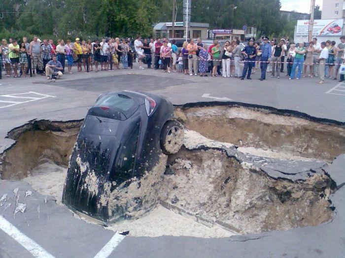 Roads In Russia (23 pics)