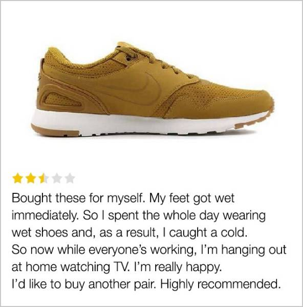 Funny Customer Reviews (17 pics)