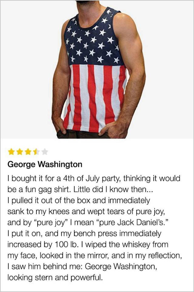 Funny Customer Reviews (17 pics)