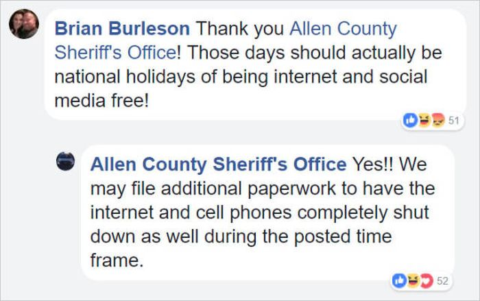 What Happens When Police Department Tries To Troll People (14 pics)