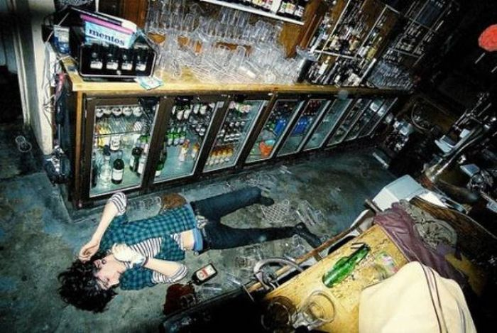Bartending Gone Wrong (24 pics)