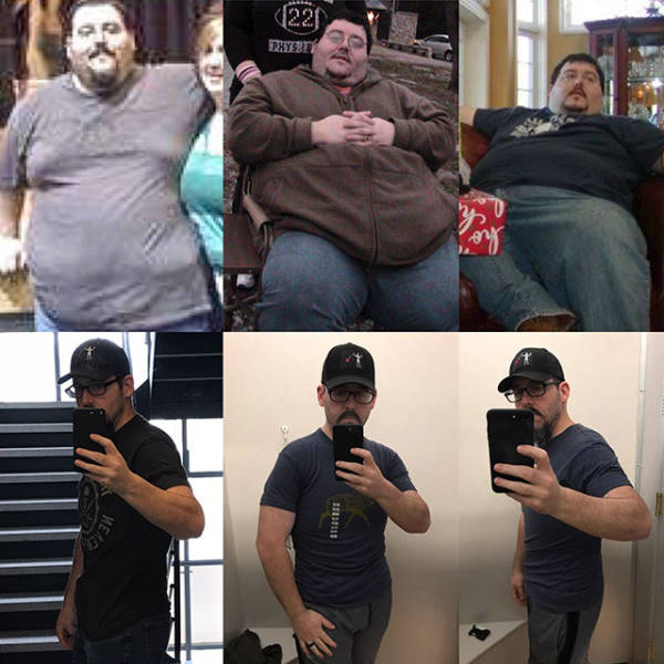 People Who Got Back In Shape (20 pics)