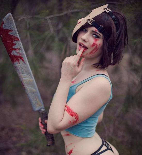 Cosplayer Girl Nichameleon (25 pics)