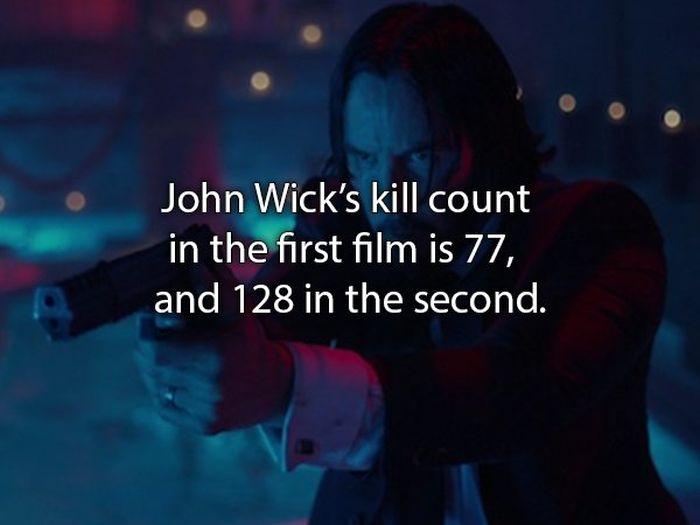 John Wick Movie Facts (15 pics)