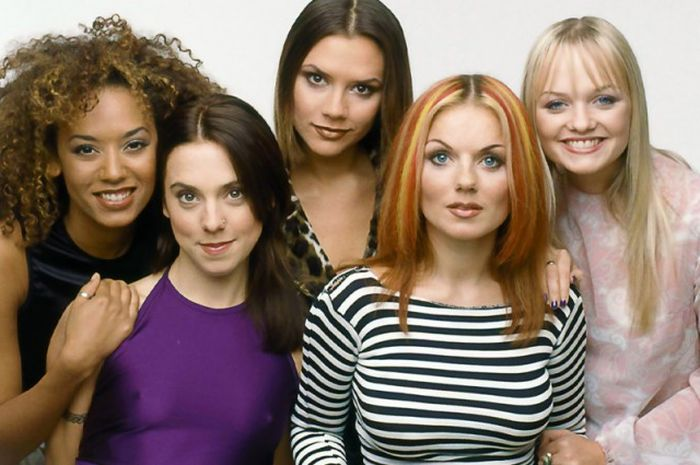 Spice Girls Then And Now (2 pics)