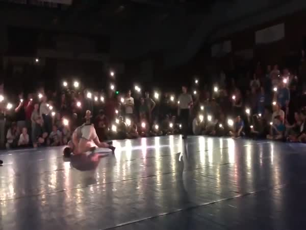 Cell Phone Lights Support From Fans
