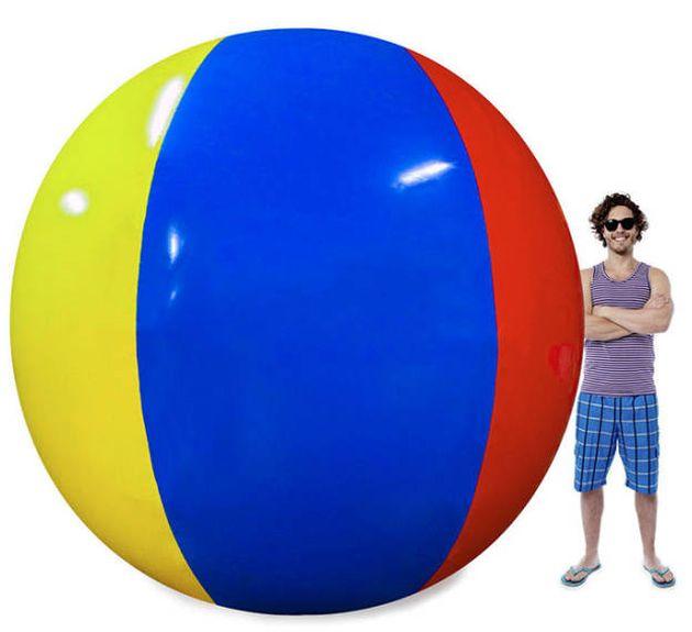 Funny Beach Ball Amazon Review (5 pics)