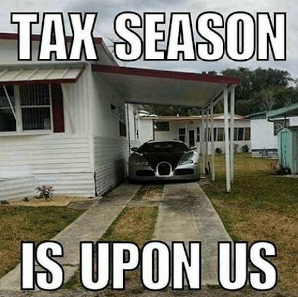 Memes About Tax Season (30 pics)