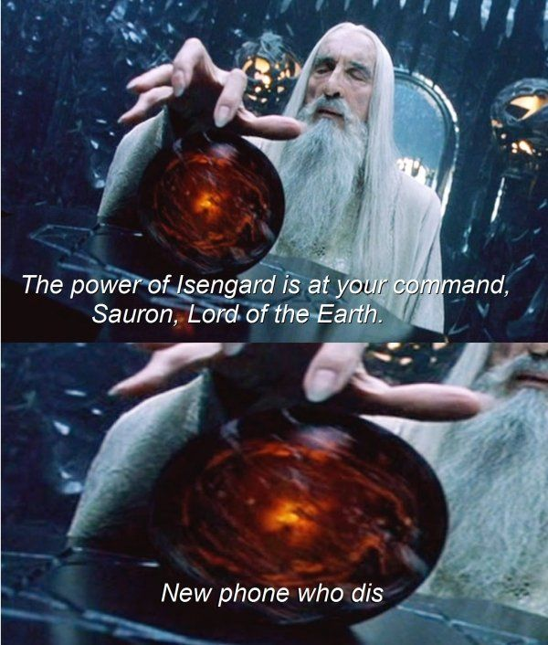 Lord of the Rings Memes (26 pics)