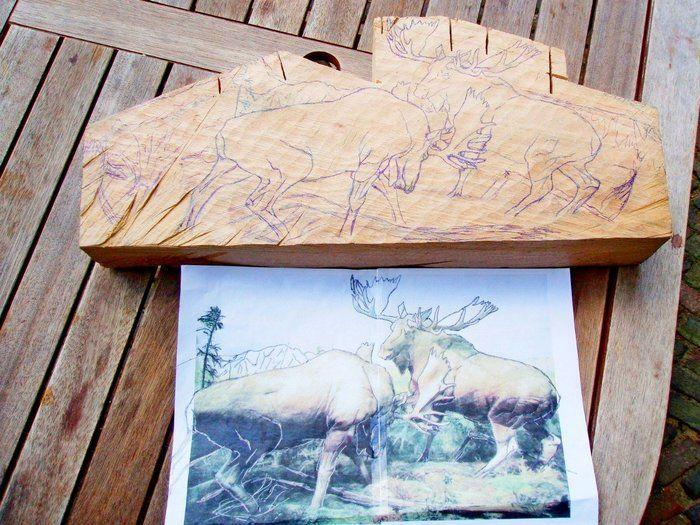 Amazing Wood Carving (6 pics)