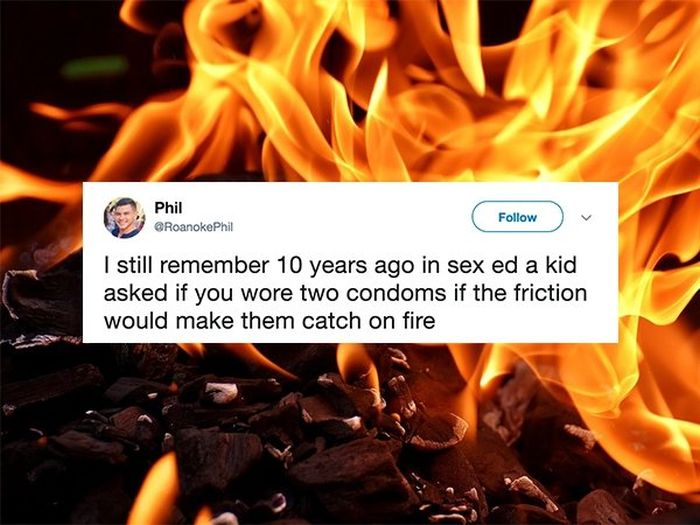 Reasons Why The USA Needs To Invest In Sex Ed (16 pics)