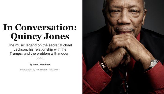 Internet Roasting Quincy Jones (6 pics)