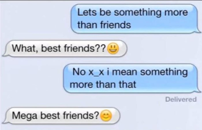 The Worst Examples Of Friend Zone (17 pics)