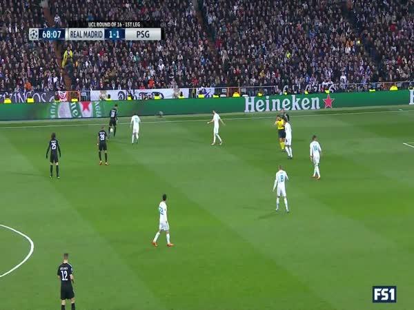 Neymar Headshots The Referee