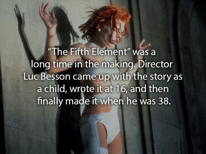 Facts About Classic Movies (15 pics)