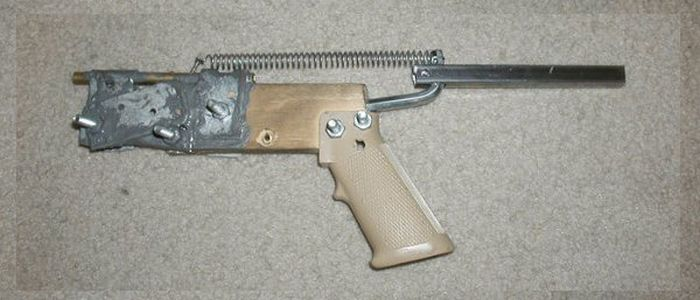 Homemade Weapons (27 pics)
