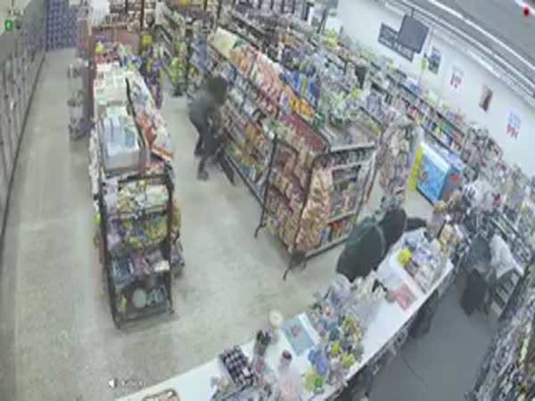 Store Robbery Gone Very Wrong