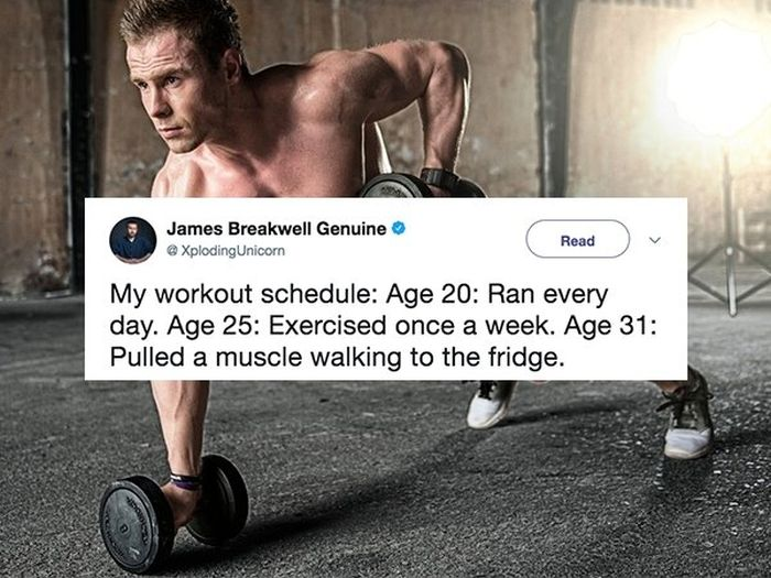 Tweets About Being In Your 30s (32 pics)