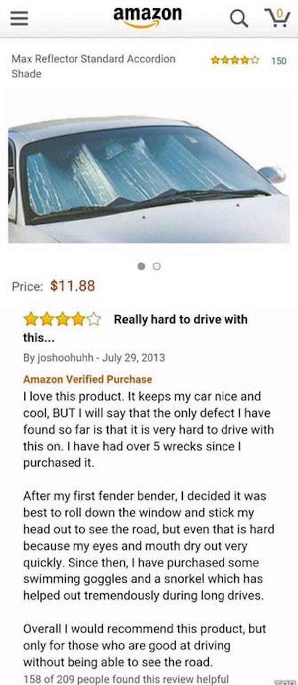 Awesome Amazon Reviews (25 pics)