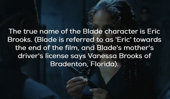 Facts About 'Blade' (19 pics)