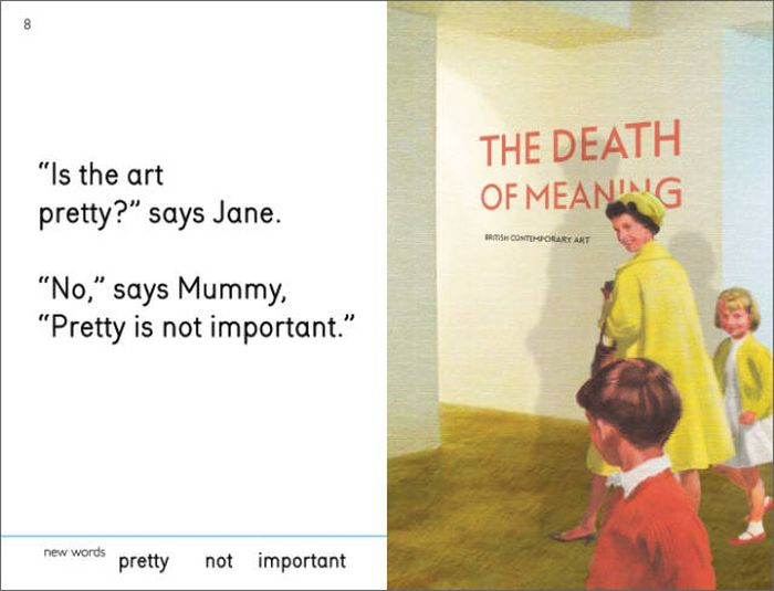 Educational Children's Book Parody (21 pics)