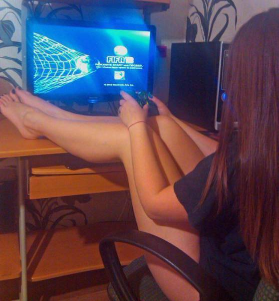 Pictures For Gamers (40 pics)