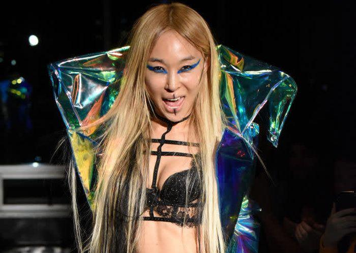 Vagina Wigs At New York Fashion Week (6 pics)