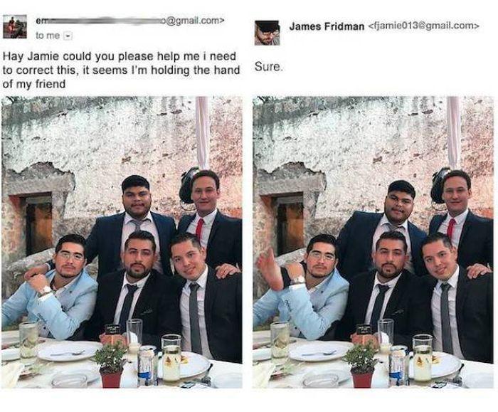 Photoshop Troll Strikes Again (33 pics)
