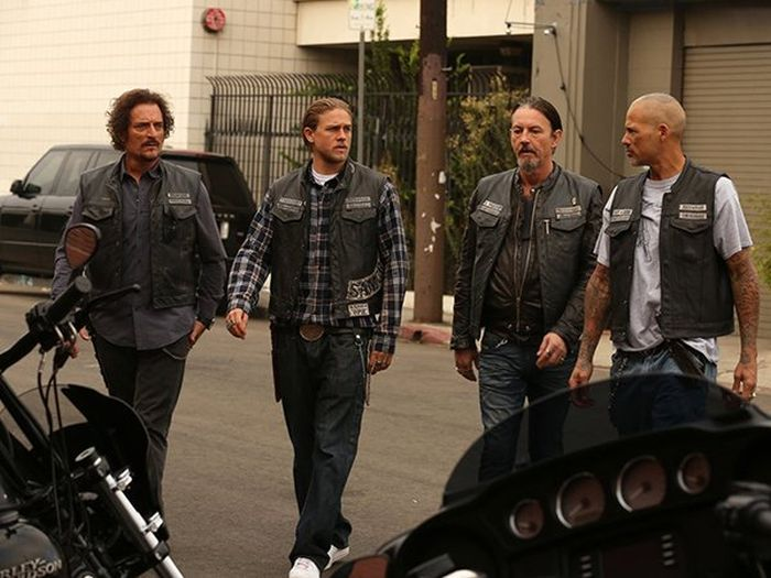 'Sons Of Anarchy' Creator Unveils Plans For Prequel And Sequel (6 pics)