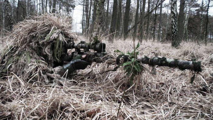 Can you spot the Sniper? (14 pics)