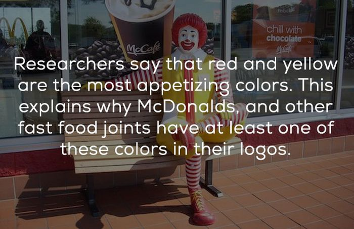 Facts About Colors (25 pics)