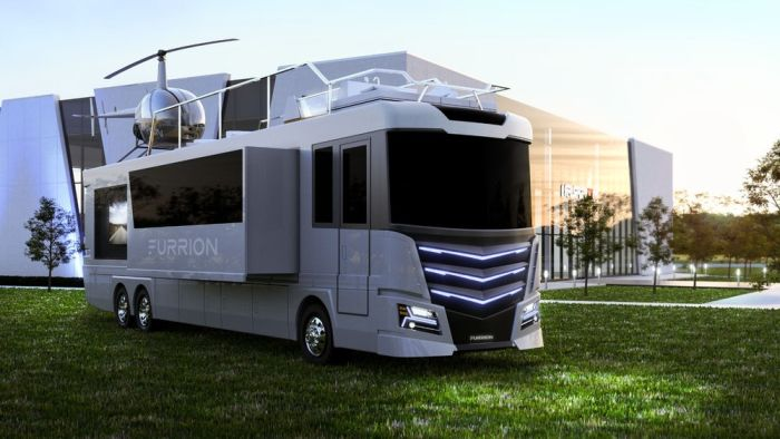 Luxury Houses On Wheels (16 pics)