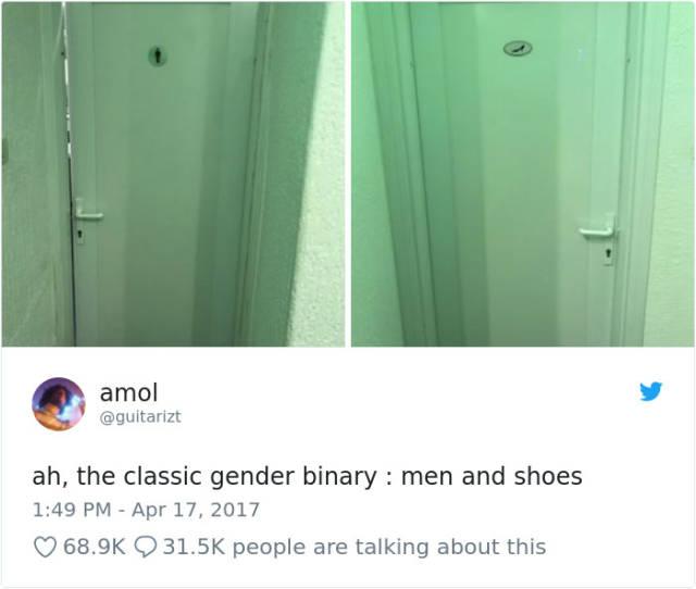 Some Strange Gender Stuff (40 pics)